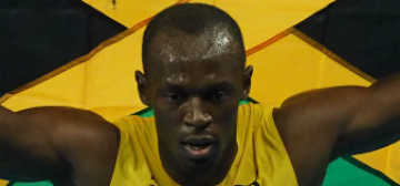 Usain Bolt caught cheating on his girlfriend with the widow of a drug kingpin?