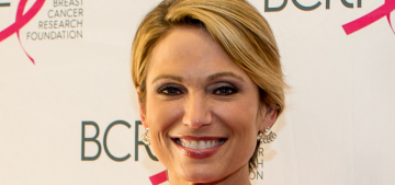 GMA anchor Amy Robach used the phrase 'colored people' live on air