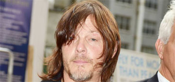 Norman Reedus ran to set on Walking Dead buck naked: funny or obnoxious?