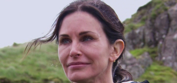 Courteney Cox 'regrets' what she's done to her face: 'Like, you look horrible'