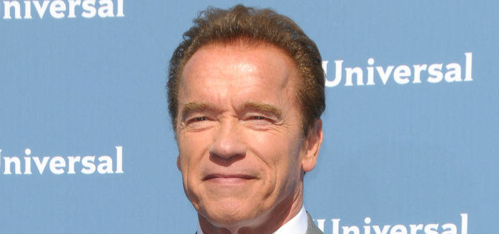 Arnold Schwarzenegger's Terminator-themed Celebrity Apprentice teaser