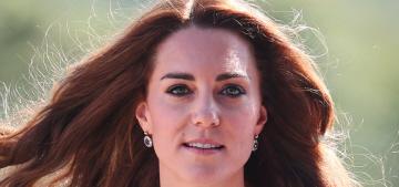 Duchess Kate repeats an LK Bennett dress in Luton: cute or tedious?