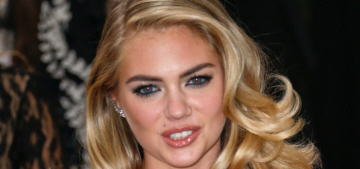 Kate Upton throws shade, maybe? 'I look like a Kardashian, nose job and all'