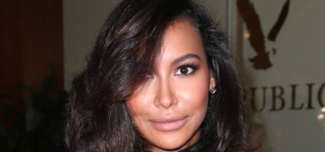 Naya Rivera had an abortion in 2010, on her one day off from 'Glee'