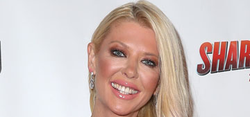 Tara Reid: People tell me to eat a burger, they need to stop body shaming