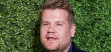 James Corden: Rom-coms act like 'heavy people don't fall in love'