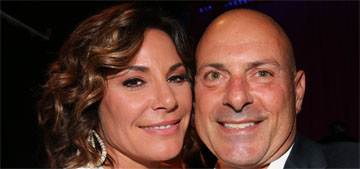 Luann de Lesseps defends her choice to marry cheating fiance: crazy?