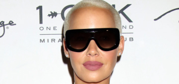 Amber Rose on her sex-partner 'number': 'I'm not going to sit there & count'