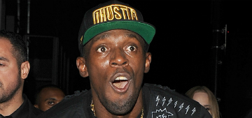 Usain Bolt party binges as his girlfriend shows #SelfControl on social media