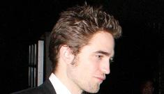 Robert Pattinson likes lap dances at Vancouver strip club