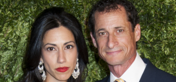 Anthony Weiner was caught sexting women for the third time in six years