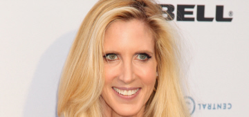 Ann Coulter got the worst of it at Rob Lowe's Comedy Central Roast