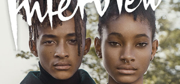 Willow & Jaden Smith cover Interview: 'Damn, you are the yin to my yang'