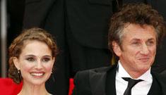 Did Sean Penn leave Robin Wright for Natalie Portman?