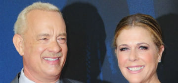 Tom Hanks on his marriage to Rita Wilson: I got lucky, like winning the lottery