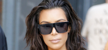 Kim Kardashian's refrigerator must-have: 'activated charcoal' lemonade??
