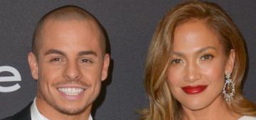 Casper Smart refuses to leave Jennifer Lopez's home & she's cut him off