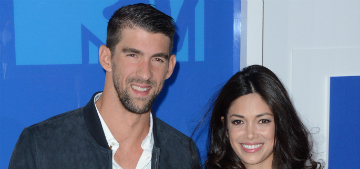 Michael Phelps' fiance on their relationship: 'there were times I hated him'