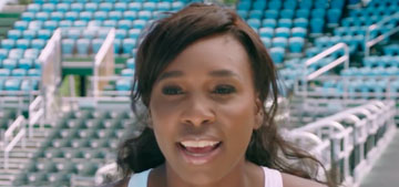 Venus Williams leads a 'vegan lifestyle,' but is 'not completely' vegan