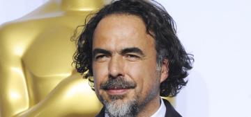 Alejandro Iñárritu writes op-ed slamming Donald Trump & President Nieto
