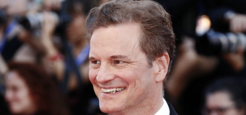 Colin Firth thinks Mr. Darcy is 'utterly dislikeable, unsympathetic & snobbish'