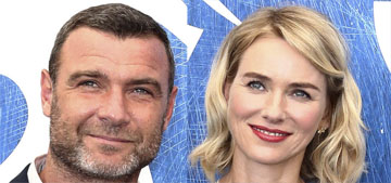 Naomi Watts: 'You don't see real life couples on screen a lot' for a reason