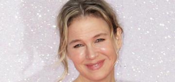 Renee Zellweger in Schiaparelli at the UK 'Bridget Jones' premiere: fab or fug?