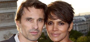 Halle Berry & Olivier Martinez will likely dismiss their divorce & stay married