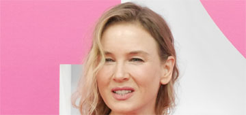 Renee Zellweger on rumors that Kenny Chesney is gay: 'that made me sad'