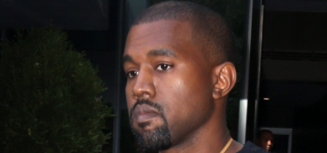 Kanye West is really sad that Kim's family didn't support him at NYFW