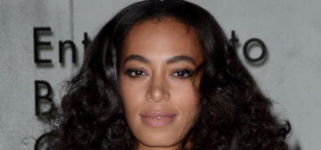 Solange Knowles felt unsafe in the 'white space' of a Kraftwerk concert