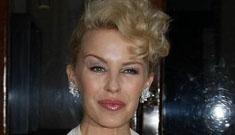 Kylie Minogue Celebrates 20 Years Of Music