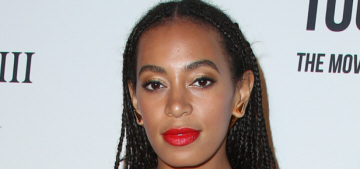 Solange Knowles pens a lengthy essay about race, belonging & Kraftwerk