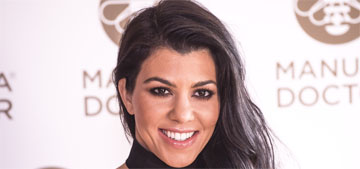 Kourtney Kardashian put kids on a gluten & dairy free diet after 'muscle testing'