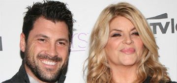 Maksim Chmerkovskiy: Kirstie Alley disconnected from me due to Leah Remini