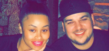 Blac Chyna's record-scratch moment: 'Part of me wants to take a paternity test'