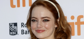 Emma Stone in Chanel at TIFF 'La La Land' premiere: lovely or twee?