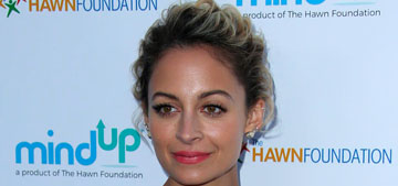 Nicole Richie to pregnant women: 'don't let everyone touch your stomach'