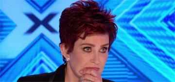 Sharon Osbourne opens up about hospitalization: 'I had a breakdown'