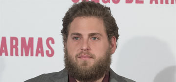 Jonah Hill insulted by French talk show panelist who implies he's not worthy