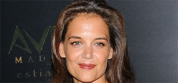 Katie Holmes wants to parent like her mom: 'She's kind and has a pure heart'
