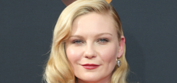 Kirsten Dunst in Givenchy at the Emmys: underappreciated & lovely?