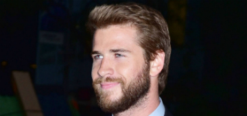 Liam Hemsworth claims he didn't eat 'for weeks' before a shirtless scene