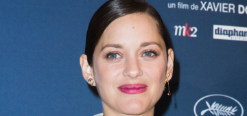 Marion Cotillard 'absolutely devastated' by allegations she slept with Brad Pitt