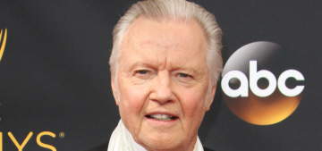 Jon Voight on Brangelina: 'Something very serious must have happened'