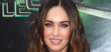 Megan Fox is the new face/brand ambassador for Frederick's of Hollywood