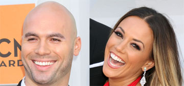 Jana Kramer's husband cheated when they dated, she thought he would stop