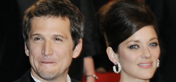 Marion Cotillard confirms pregnancy… with 'man of my life' Guillaume Canet