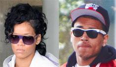 Chris Brown denies leaking nude Rihanna photos