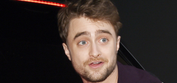 Daniel Radcliffe: 'It's pretty undeniable' that Hollywood is 'racist'